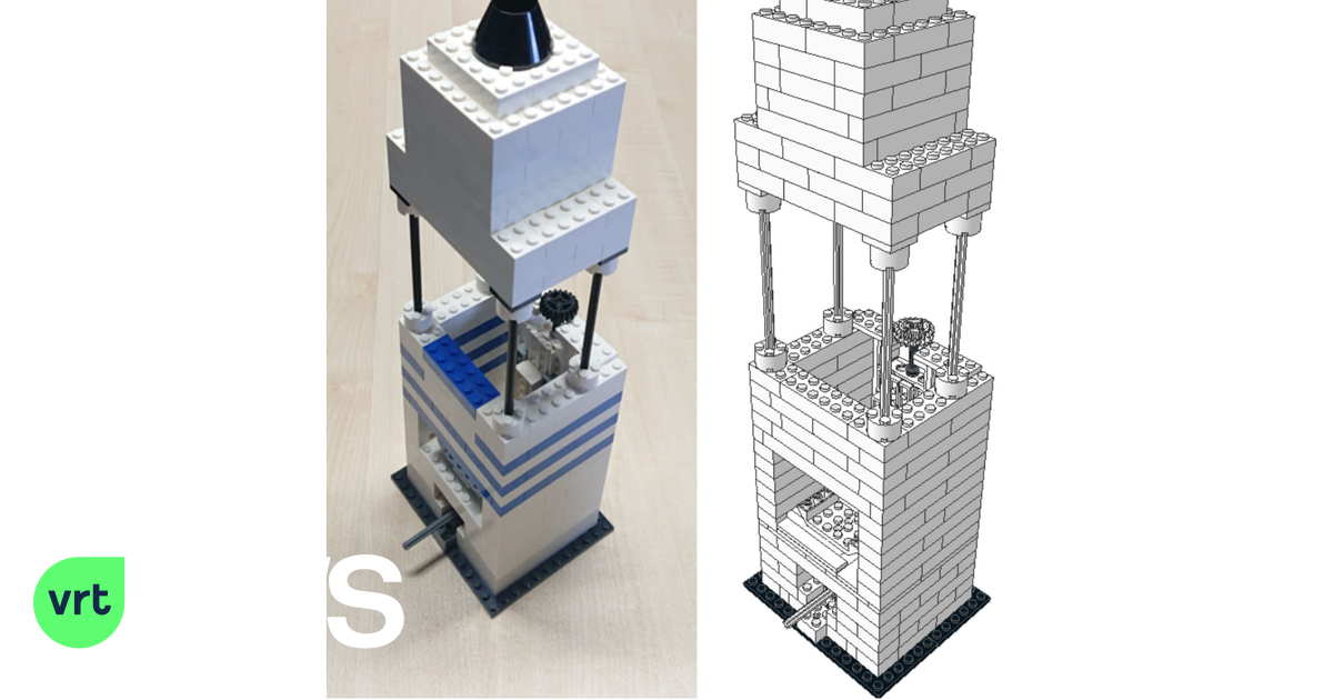 Making your own HD microscope is a kid's play with LEGO parts and a mobile phone