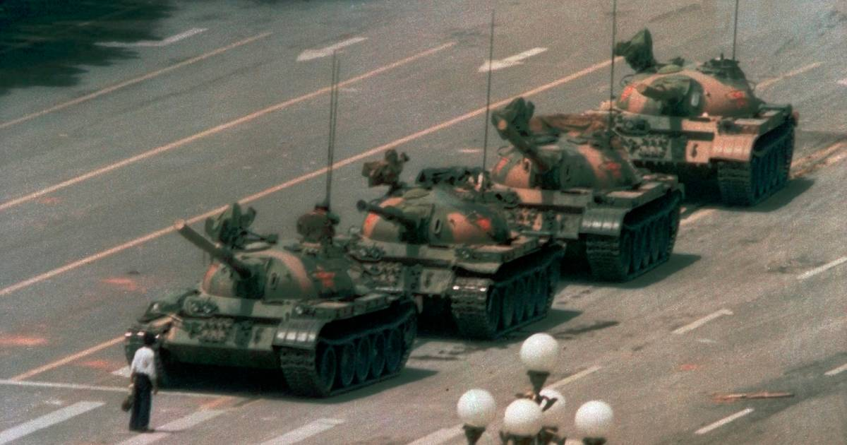 Microsoft: No search results due to 'Tank Man' Tiananmen bug in search engine Bing |  Technology