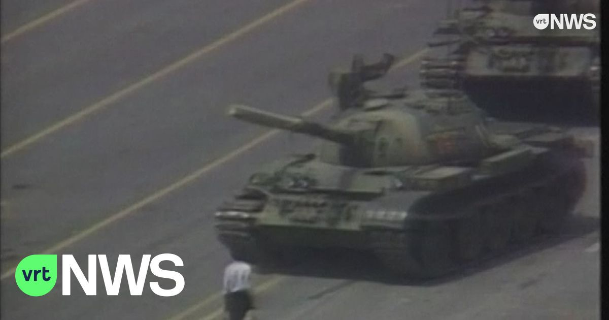"""Microsoft claims that the iconic photo in Danamanblin is temporarily undetectable via the """"Tank Man"""" search engine ping, a """"human error"""""""