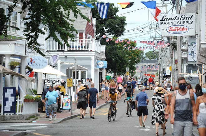 Provincetown is the number one cycling city in the United States