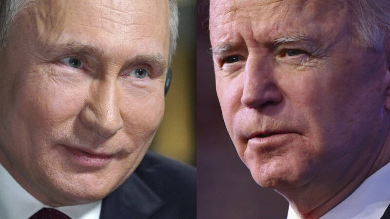 Putin: Biden's relationship with the United States is the worst in years