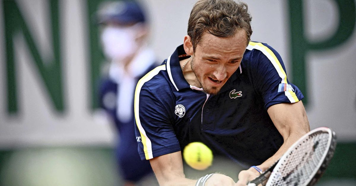 Roland Garros: Medvedev, Tsitsipas and Williams achieve double success in the Netherlands |  Tennis