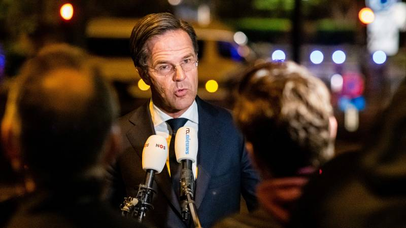 Rutte: Feelings among government leaders at the EU summit over anti-gay law in Hungary