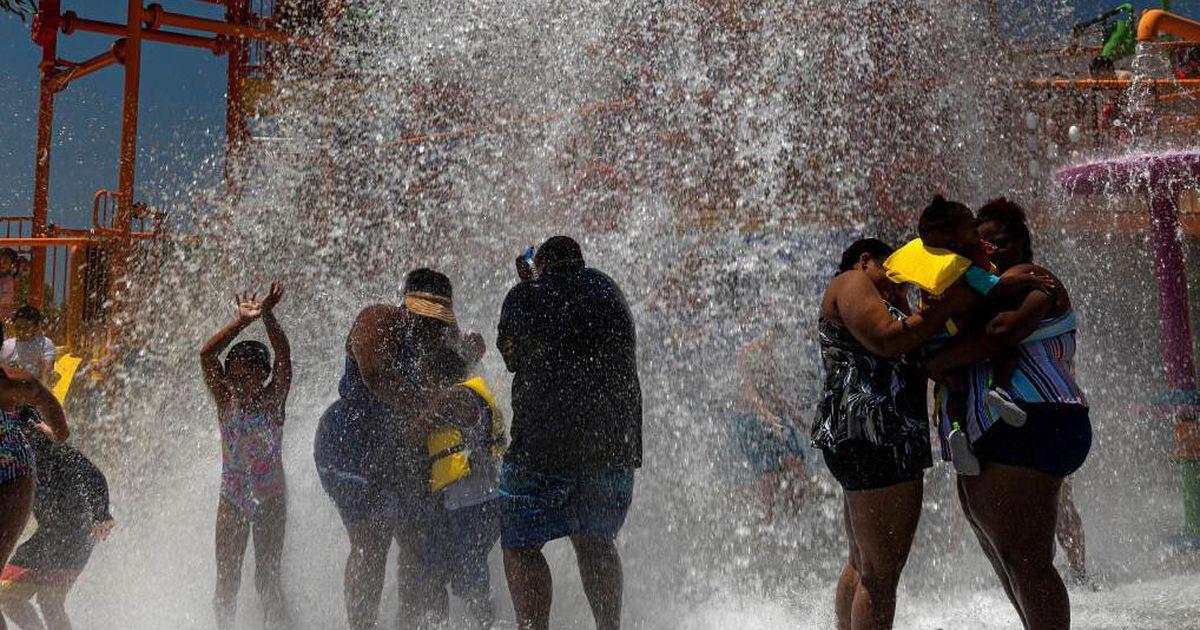 Extreme heat wave destroys southwestern United States: 'Las Vegas, 45 degrees' |  Abroad