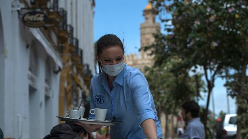 Spain stops using masks outside னி Germany expects delta variation to dominate autumn