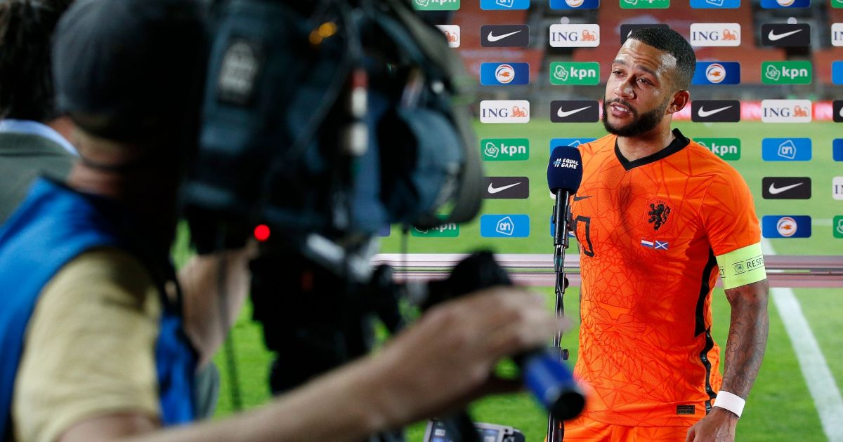 Spanish media: Memphis is one step away from the dream of moving to Barcelona