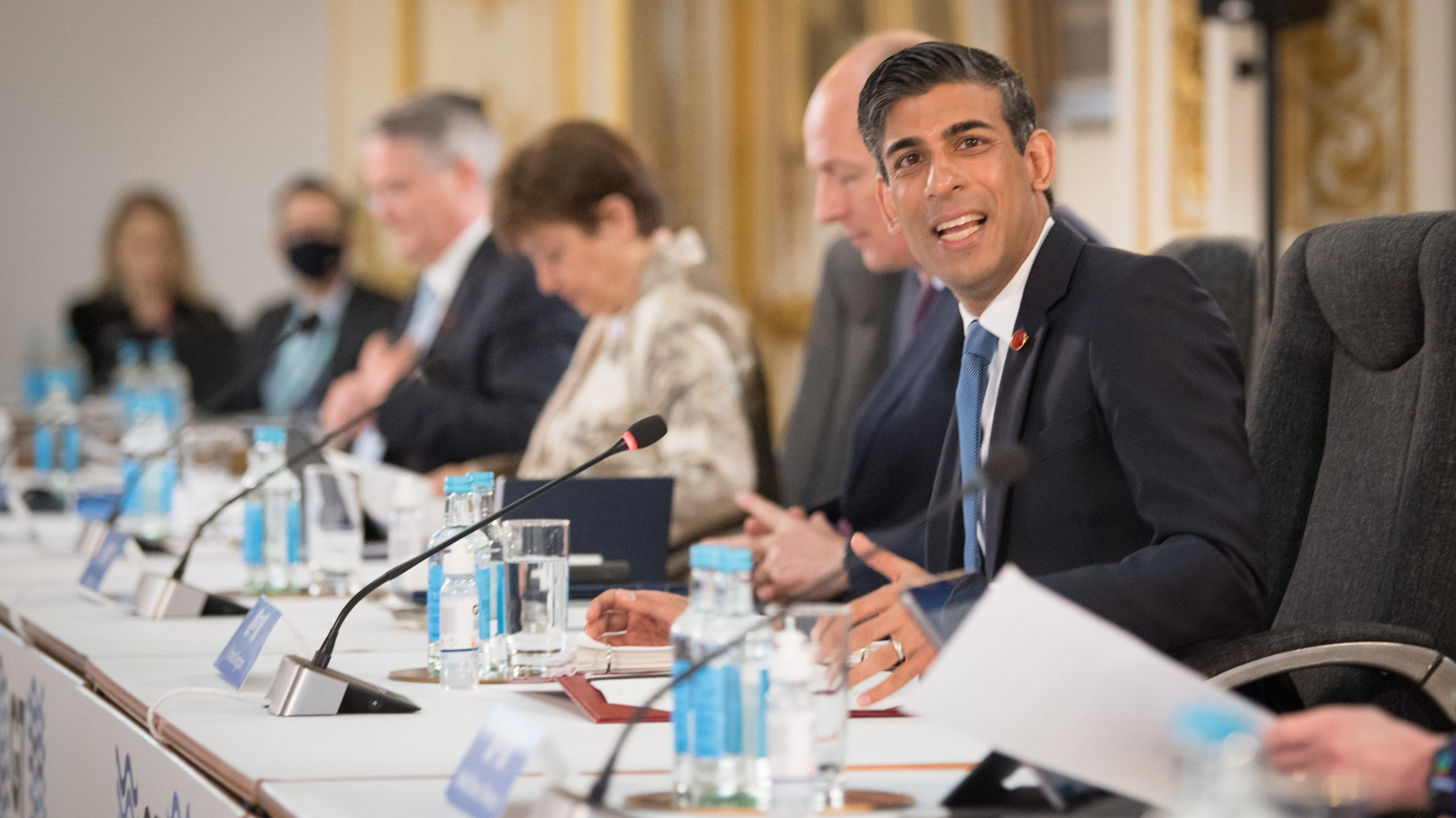 The G7 almost agreed to tackle corporate tax evasion