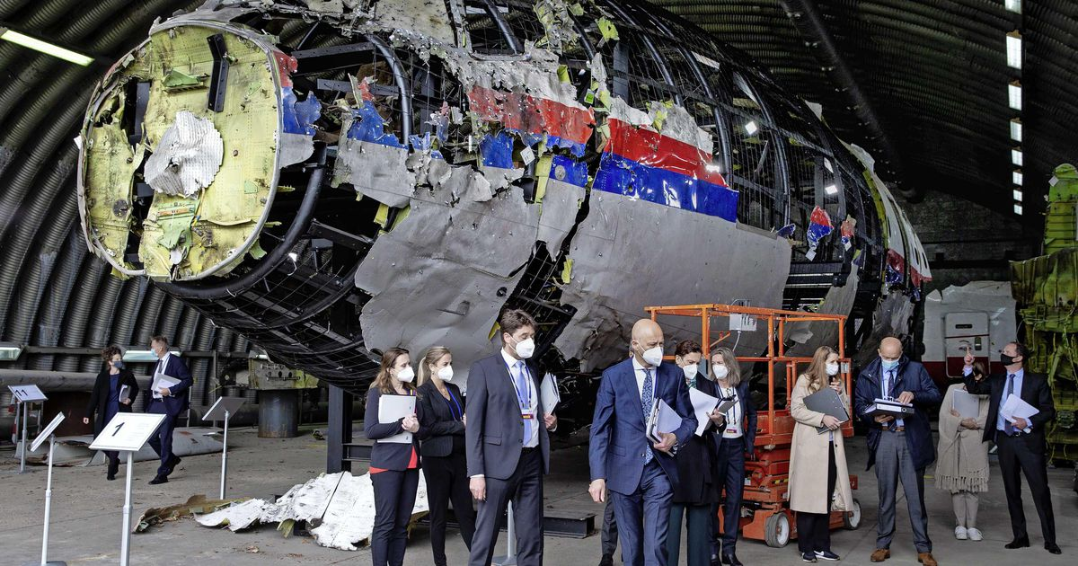 The substantive treatment of the massive criminal trial MH17   . has finally begun  interior