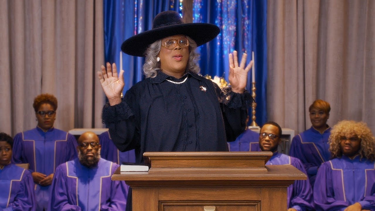 Typer Perry continues with Madea anyway;  Announces the twelfth movie for Netflix