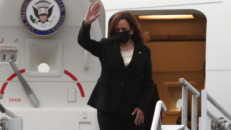Vice President Harris vows to visit US southern border after criticism    abroad