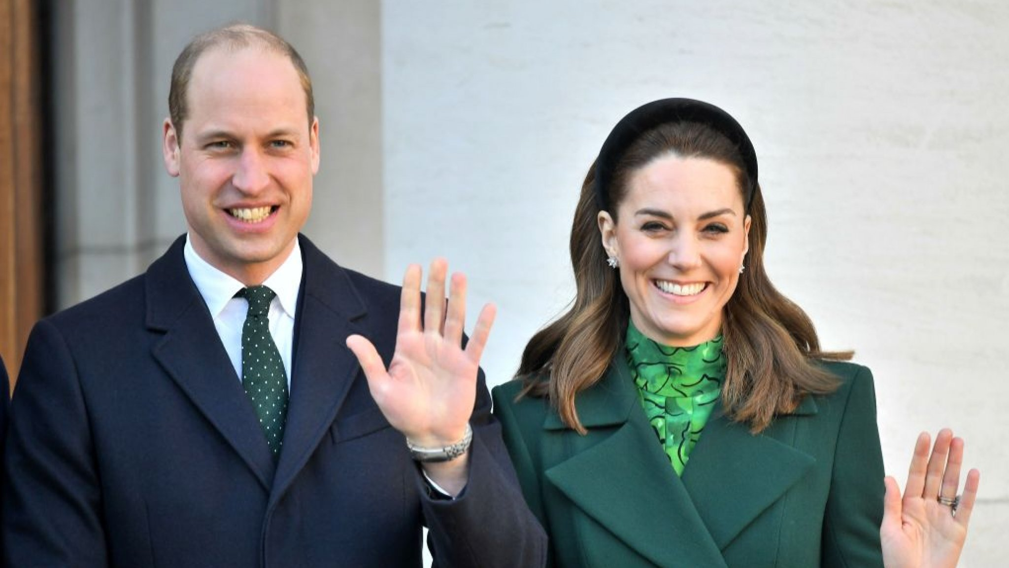 'William and Kate stopped to keep Scotland in UK'