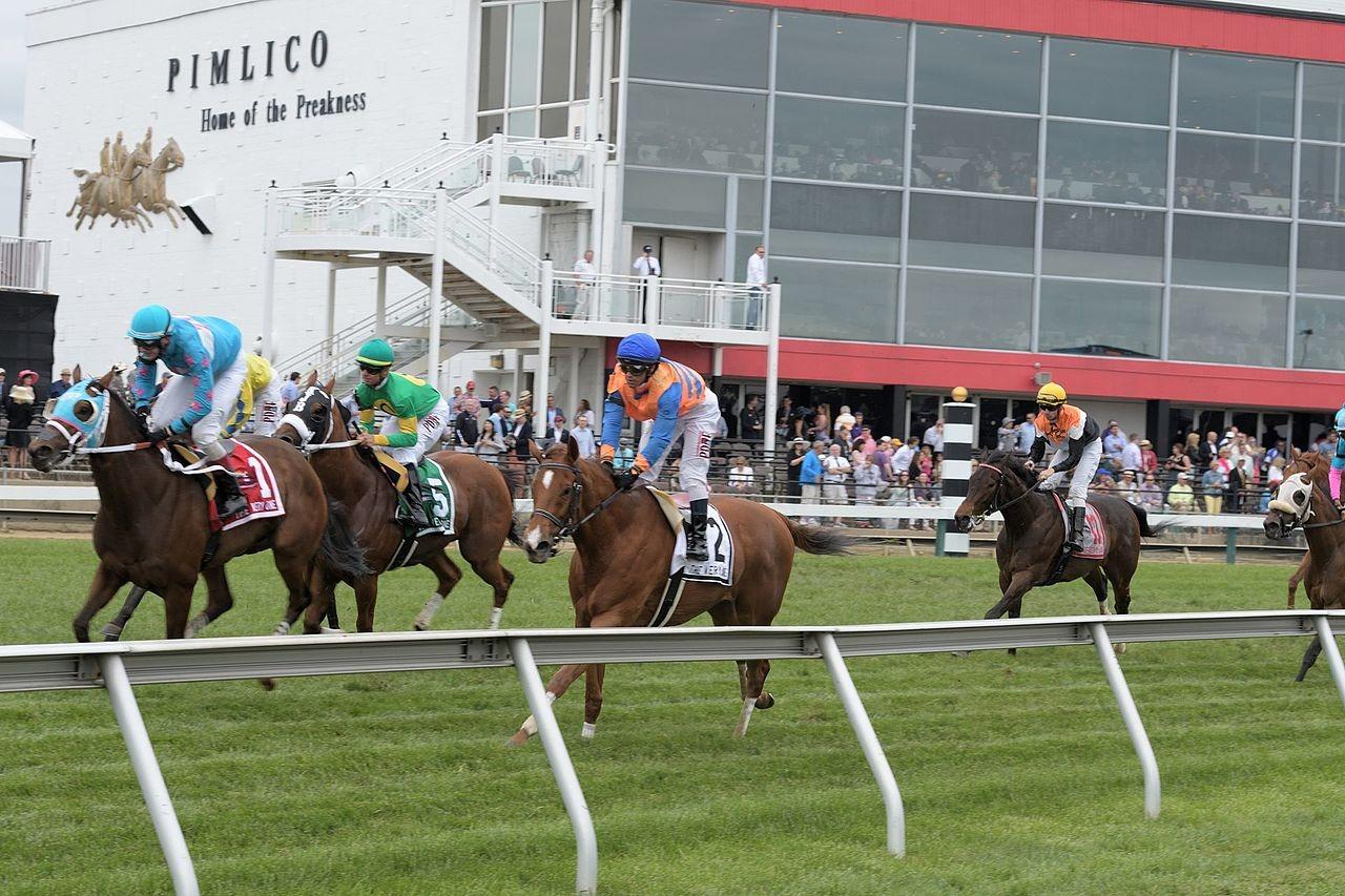 How is Horse Racing in Baltimore?