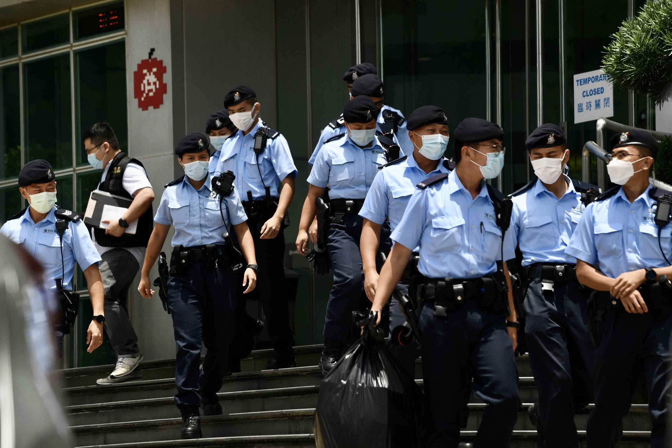 Chinese National Security Act restricts Hong Kong