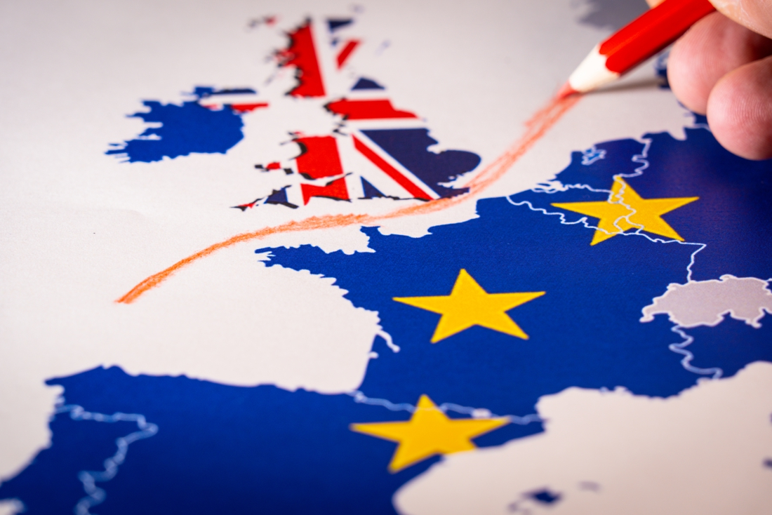 EU citizens in the UK register at the last minute…