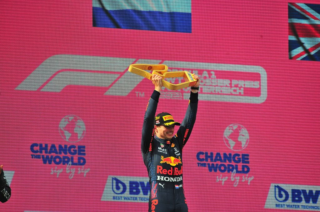 Verstappen also breaks a unique age record: looking back at the best stage seats