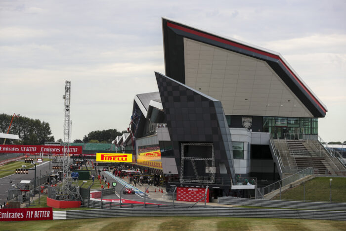Silverstone / Great Britain / 2020