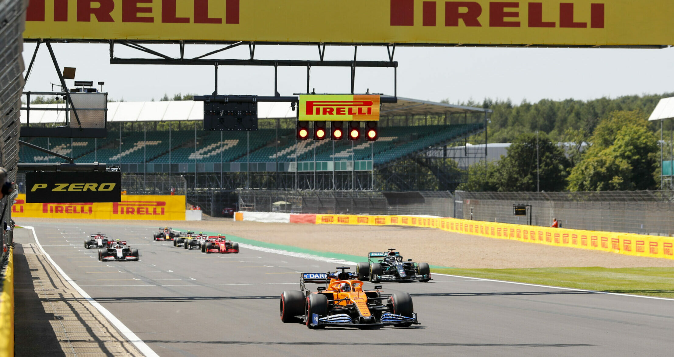 """F1 on the table for British GP: """"No Sprint Race"""""""