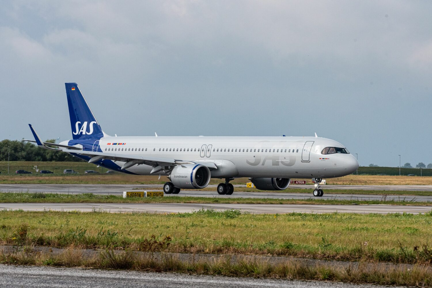 SAS soon to the US with the Airbus A321