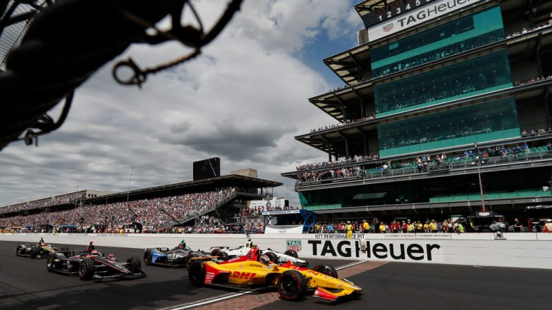 There is no Grand Prix at Indianapolis Motor Speedway at the moment