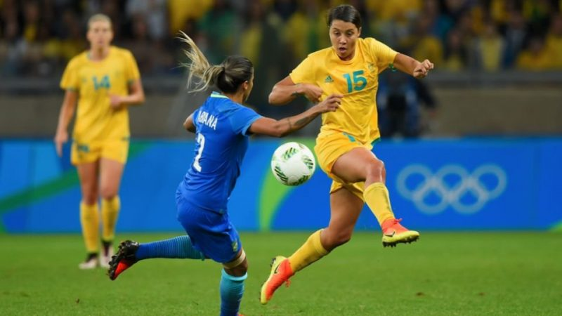 Women's football matches, how to watch, results and additional information