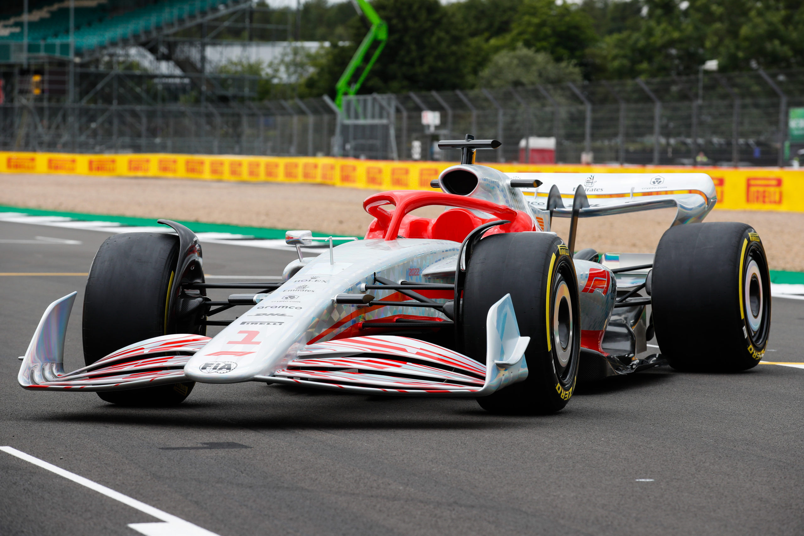 """""""There will not be ten identical 2022 cars on the grid soon"""" 