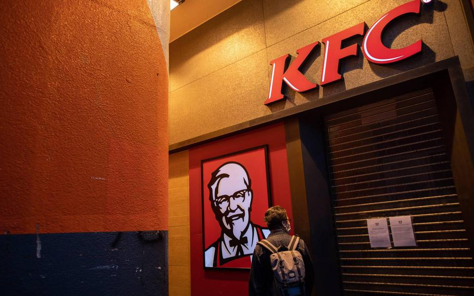 Animal system: Fast food chains treat chickens differently