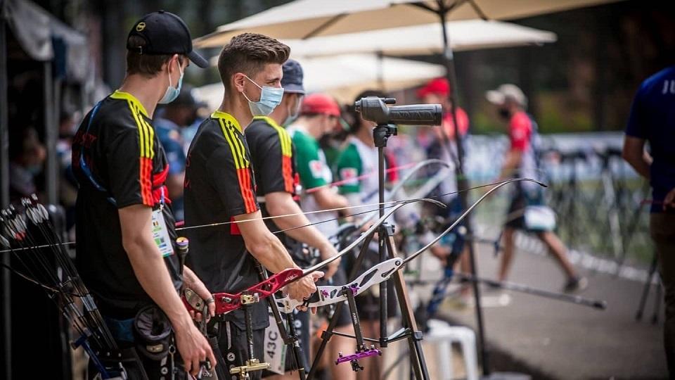 Archery how to start?  Boogsport Vlaanderen shows you the way    keep working