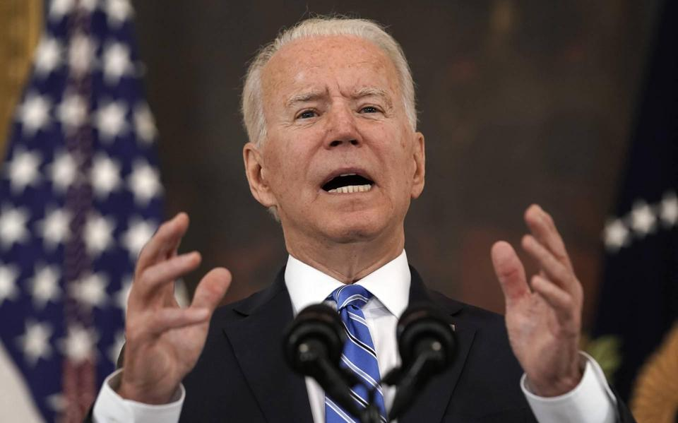 Biden temporarily calls for inflation and expresses confidence in the central bank