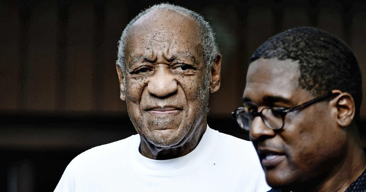 """Bill Cosby """"played a comedian"""" after his release 