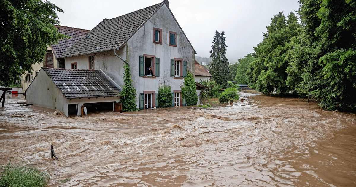 Bread with rain in Europe, but summer weather is gaining ground |  interior
