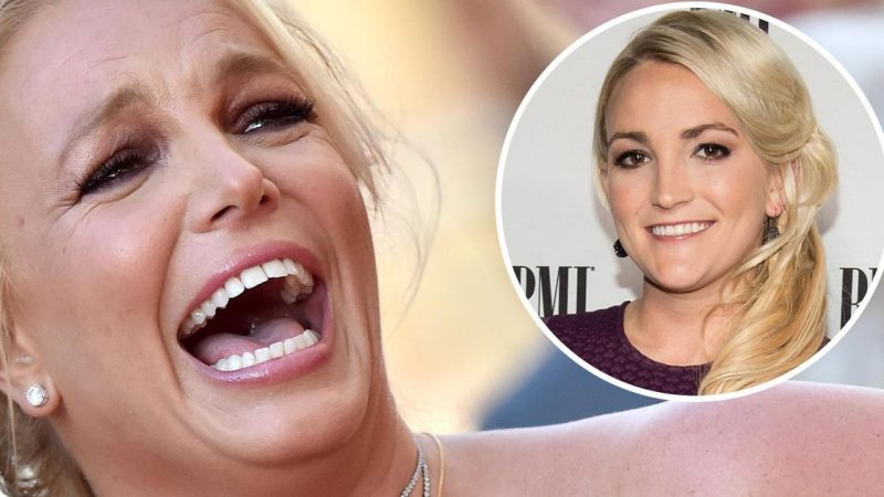 Britney Spears slams her sister: 'It's not nice that she sang my songs' |  gossip