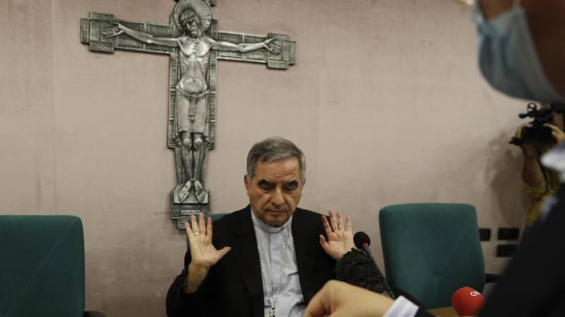 Cardinal Picchio's Trial: Faith and Money are a Satanic Combination