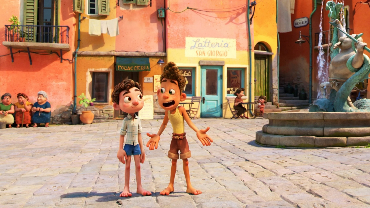"Despite criticism, the release of Pixar's ""Luca"" was a success"