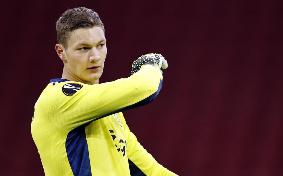 Eminar Kjell Sherpin is about to leave Ajax and fulfill his Premier League dream at Brighton & Hove Albion
