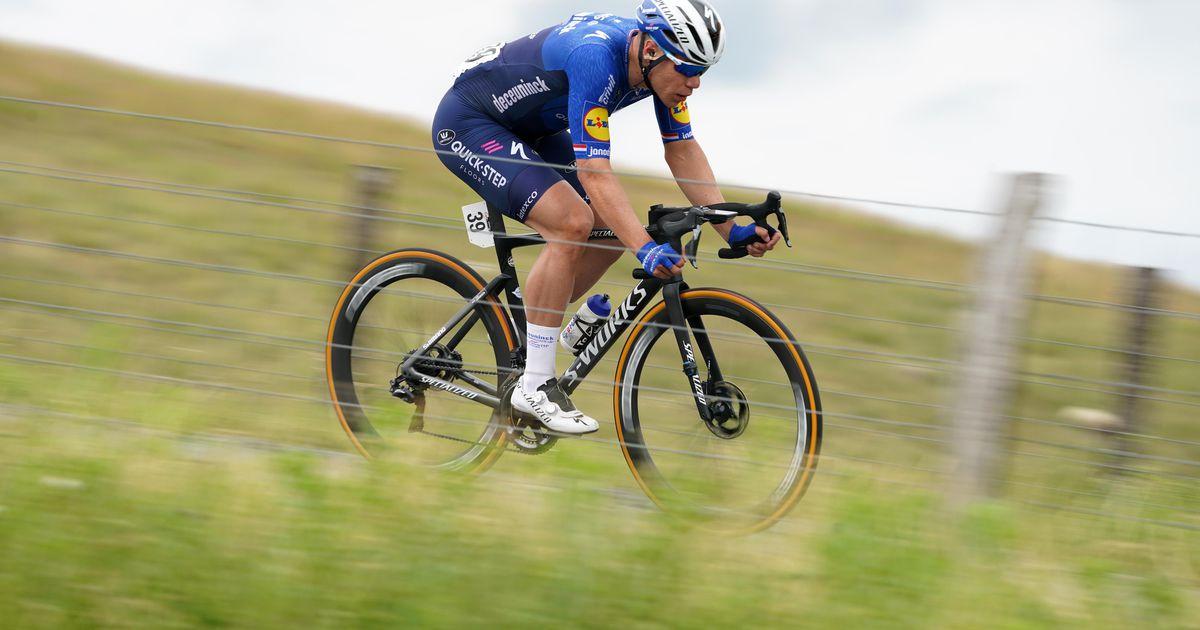 Fabio Jacobsen Extends Contract With Deceuninck-Quick-Step    Cycling