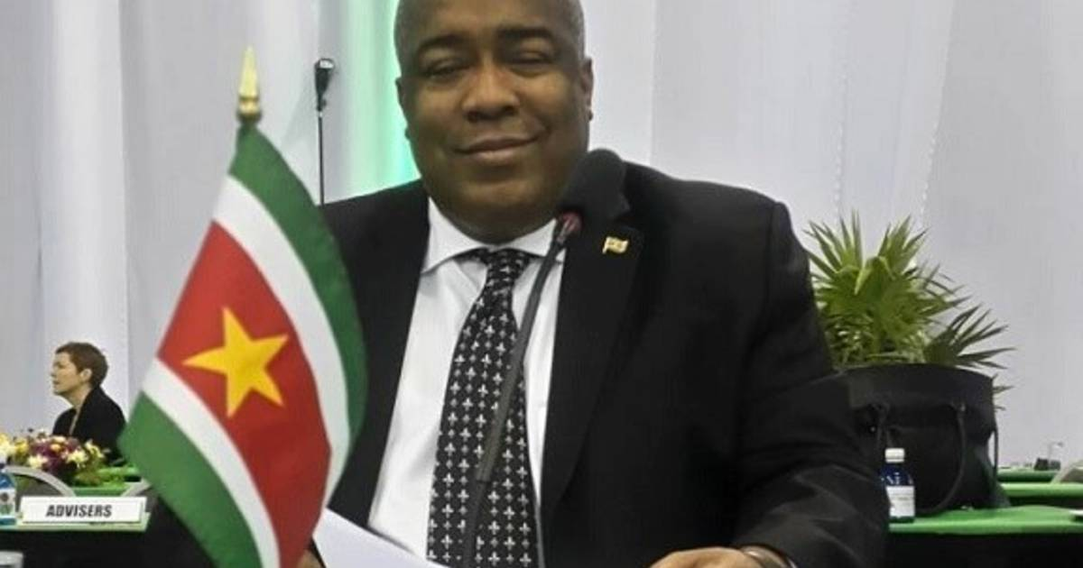 Former Surinamese Finance Minister wanted by Interpol |  abroad