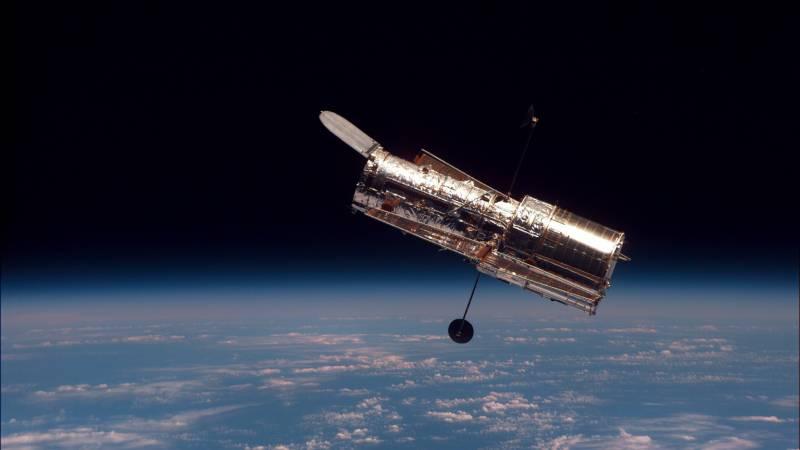 Hubble telescope computer problems |  NOS