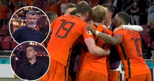 Kane and Neville won chances from the Netherlands in the European team