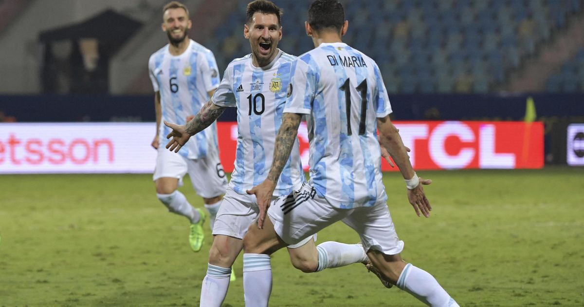 Lionel Messi is unstoppable in Copa America |  football