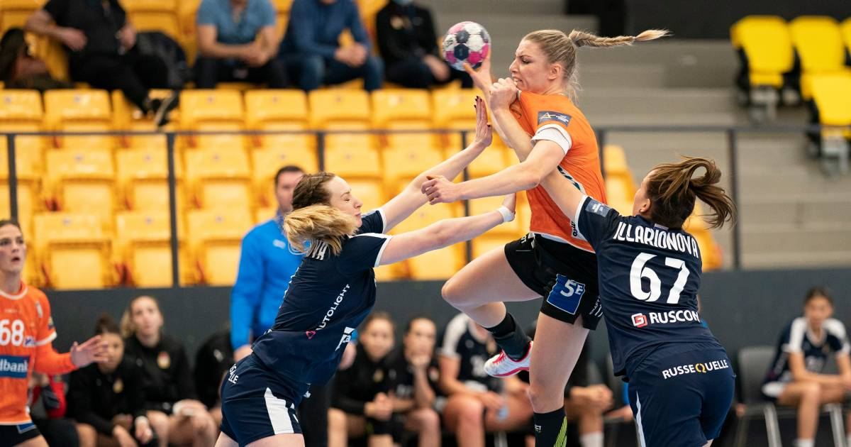Nycke Groot comes back to the decision and wants to go to the Olympics with his handball players |  the Olympics
