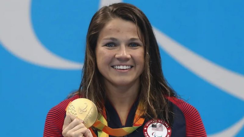 Paralympic deaf-blind swimmer withdraws after her mother was not allowed to go to Tokyo |  the Olympics