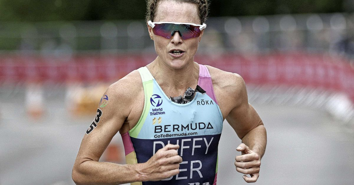 Rachel Clammer takes fourth place in Bermuda's historic triathlon gold    sports