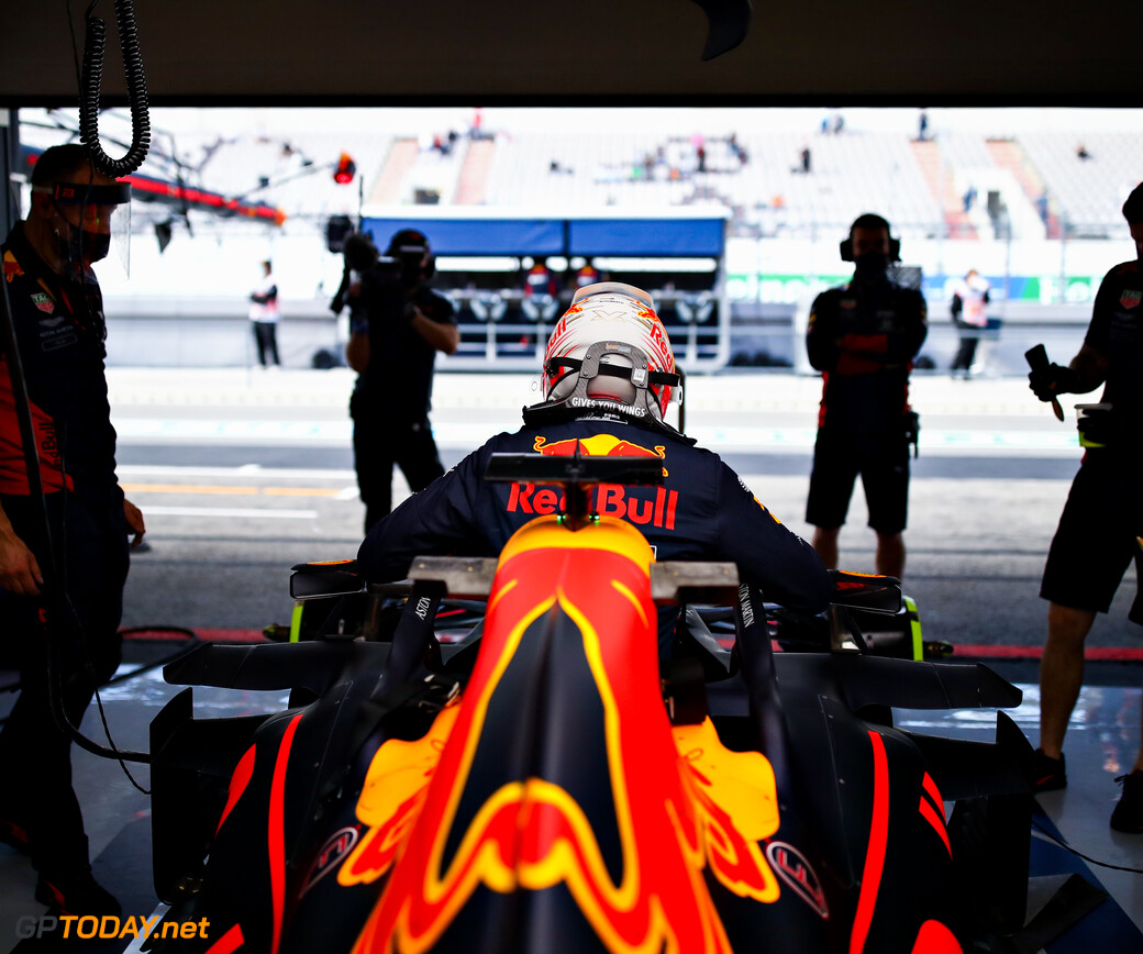 Red Bull looks forward to the British Grand Prix and posts a private photo