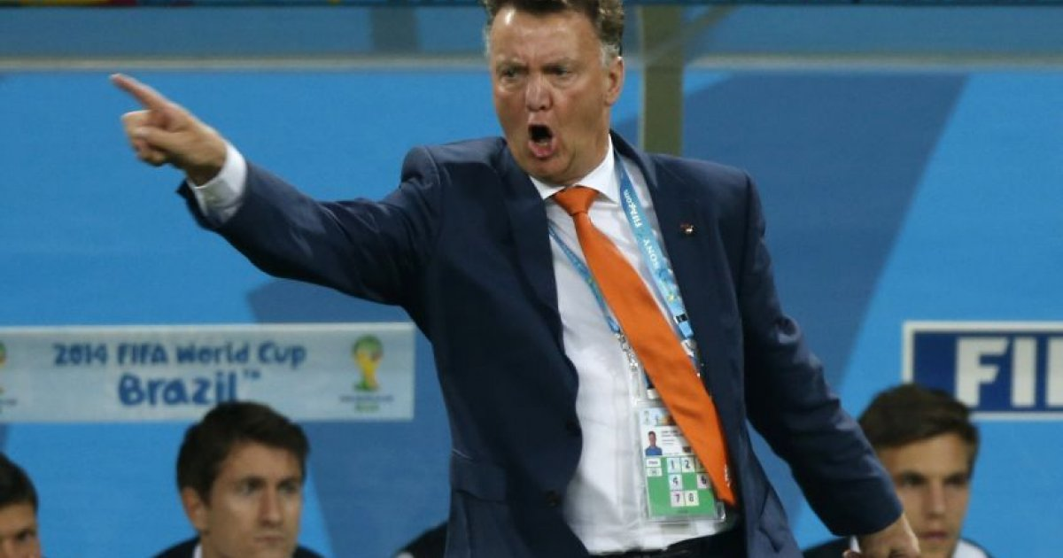 Report: Van Gaal becomes the national coach of the Dutch national team
