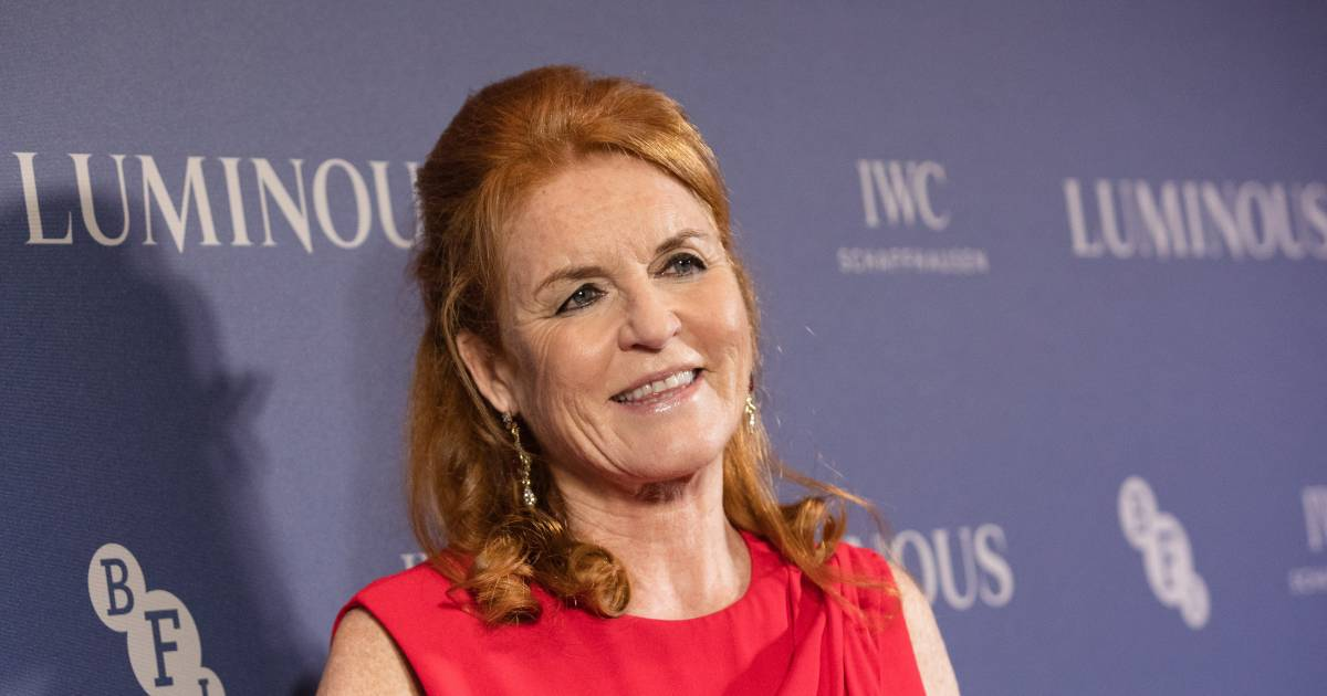 Sarah Ferguson wanted to be on The Crown: They didn't want to help me |  show