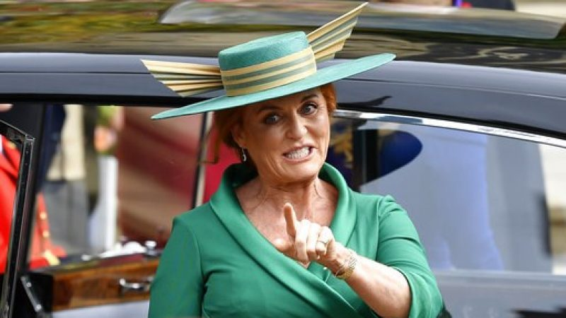 The Crown creators refused help from Sarah Ferguson 'who got it started'