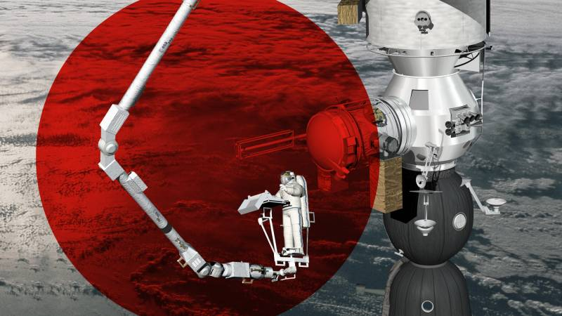The 'Dutch' robot arm is still going into space after 35 years