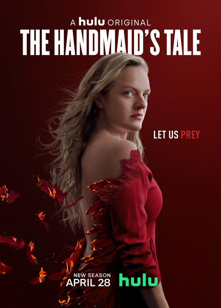 The Handmaid's Tale S4 review on Proximus Movies & Series on MoviePulp