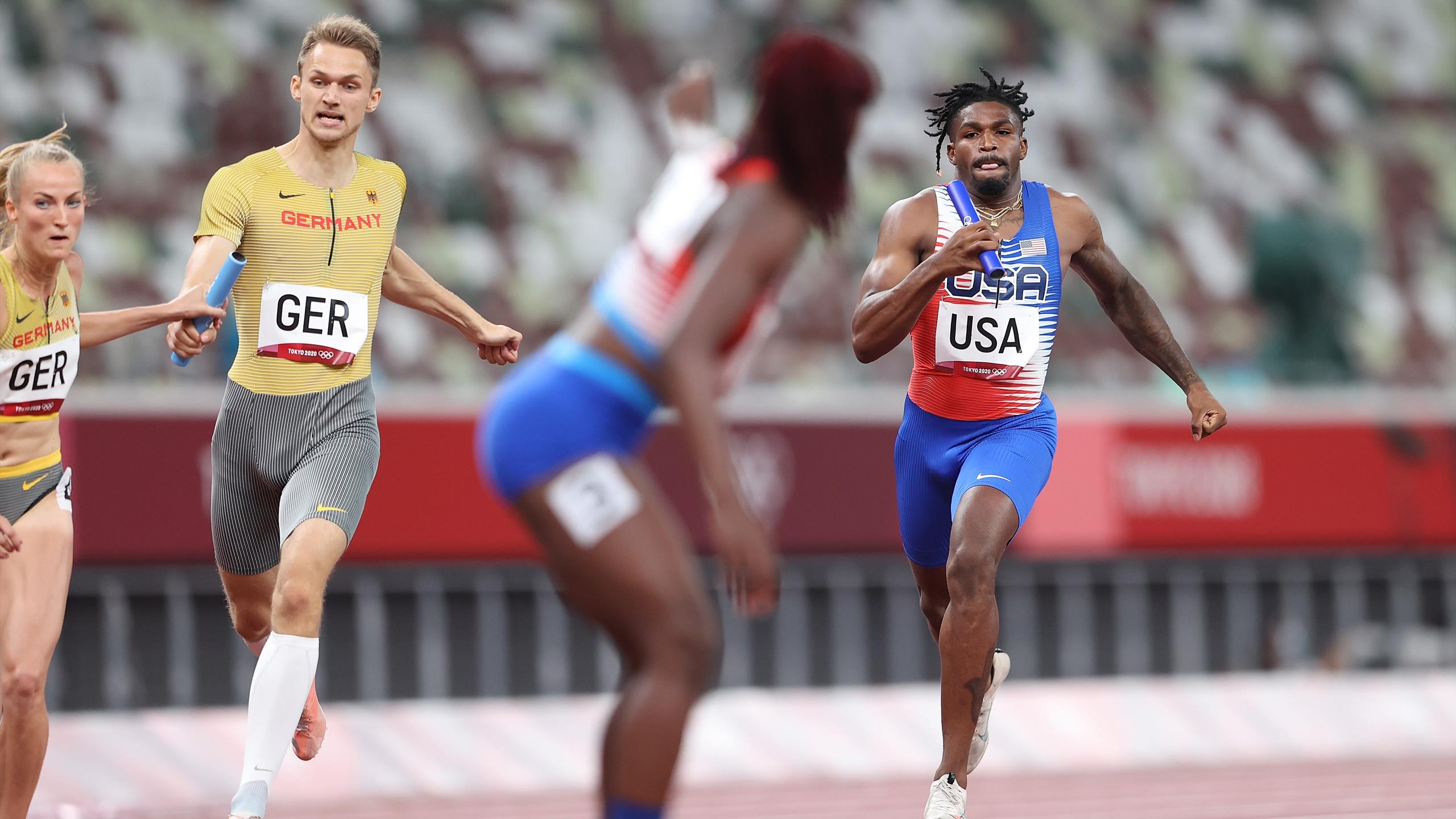 Tokyo 2020    The strange exclusion of the United States does not increase the chances of the Dutch runners to win medals