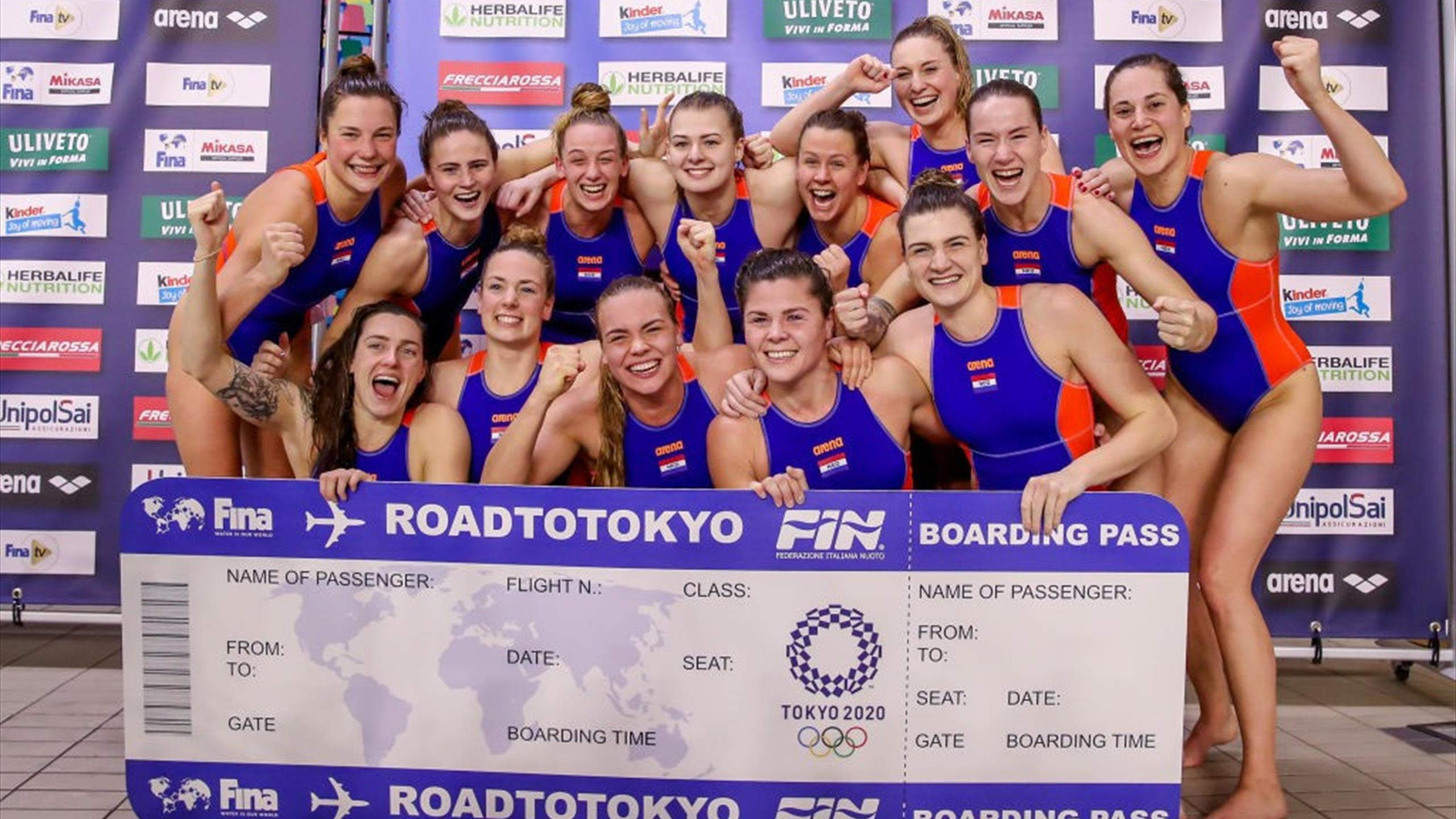 Tokyo Olympics 2020 |  Women's water polo returns to games after 13 years